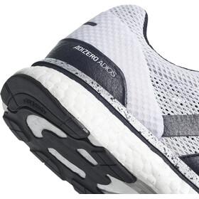 adidas Adizero Adios 3 Running Shoes Men Legend Ink/Shock Lime/Hi-Res Blue